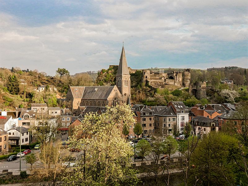 Beautiful places and castles in Wallonia, Belgium, 4-days itinerary in Wallonia, things to do in Wallonia, places to visit in Wallonia